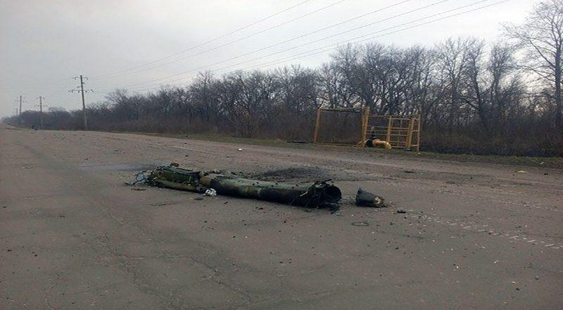 Shokirujushhie kadry pozhara na skladah boepripasov Balaklee v Har'kovskoj oblasti (7)