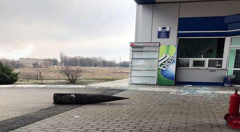 Shokirujushhie kadry pozhara na skladah boepripasov Balaklee v Har'kovskoj oblasti (8)