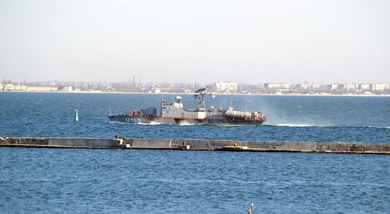 V Odessu zashel francuzskij raketnyj fregat-nevidimka Lafajet (3)