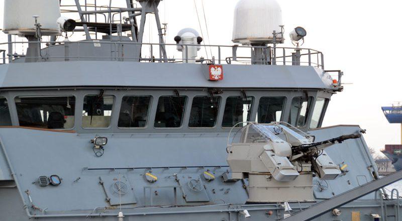 V Odessu zashla boevaja gruppa korablej NATO (4)