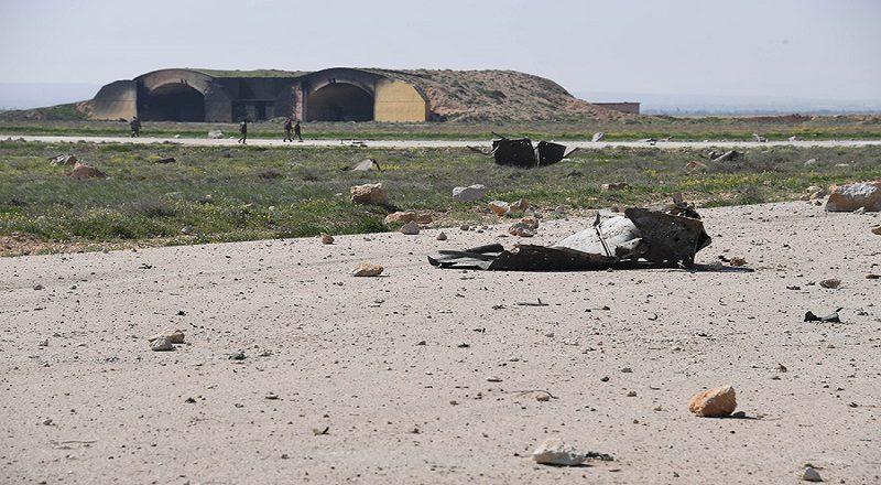 Сирийский спецназ открыл огонь по самолету ВВС США