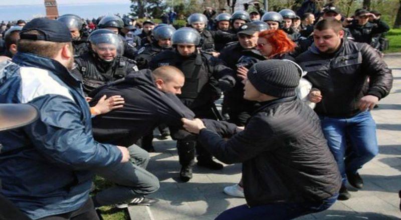 V Odesse policija zaderzhala bolee 20 patriotov