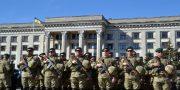V Odessu na 2 maja stjanuli specnaz i bronetehniku (2)