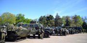 V Odessu na 2 maja stjanuli specnaz i bronetehniku (4)