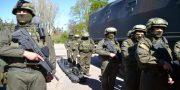 V Odessu na 2 maja stjanuli specnaz i bronetehniku (6)