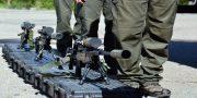 V Odessu na 2 maja stjanuli specnaz i bronetehniku (7)
