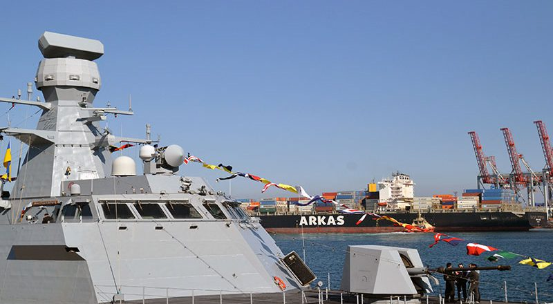 V Odessu zashla boevaja gruppa korablej VMS Turcii (10)