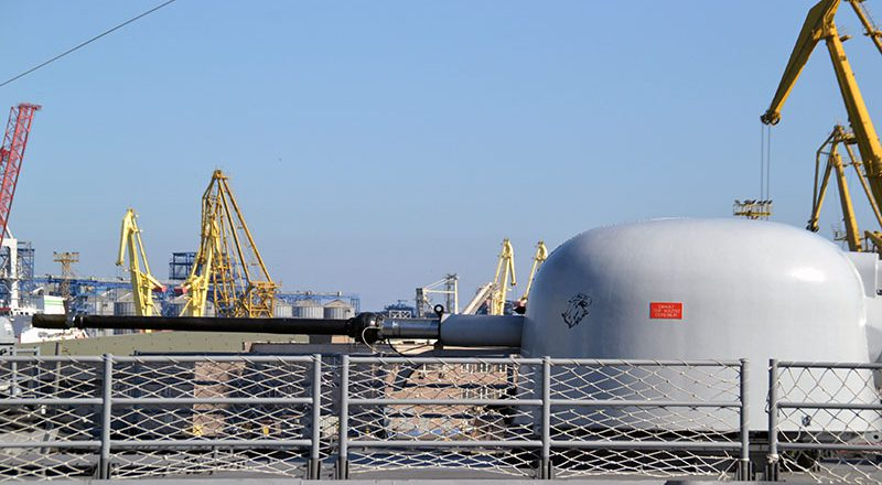 V Odessu zashla boevaja gruppa korablej VMS Turcii (6)
