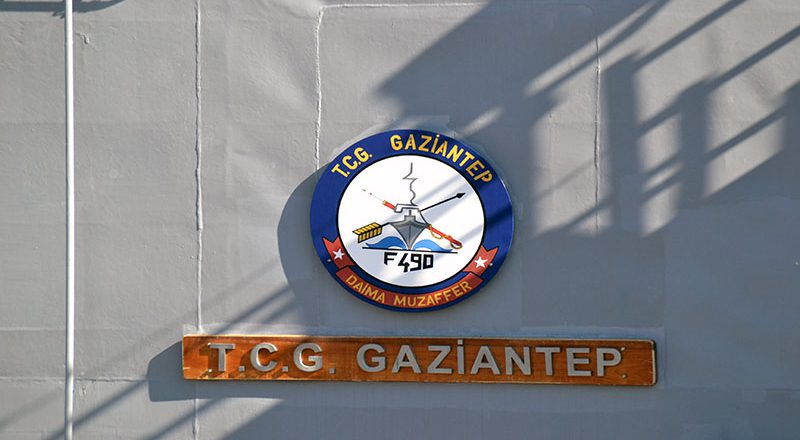 V Odessu zashla boevaja gruppa korablej VMS Turcii (8)