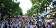 Desjatyj Megamarsh v vyshivankah v Odesse (7)