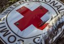 Российские гибридные войска обстреляли сотрудников Красного креста