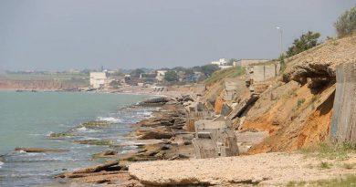 В сети показали разруху на крымском побережье (ВИДЕО)