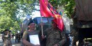 V Odessu vvernulsja 137 batal'on morskoj pehoty VMSU (9)