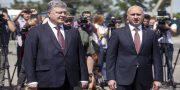 Poroshenko na ukrainsko-moldavskoj granice (2)