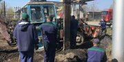 V Odesse prorvalo nefteprovod (1)