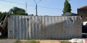 V Odesse vozle avtovokzala perevernulas' fura (4)