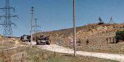 Tanki VSU forsirujut Dnepr (3)