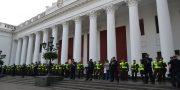 V Odesse trebovali otstavki mjera (3)