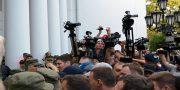 V Odesse trebovali otstavki mjera (8)