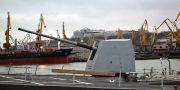 USS James E. Williams (DDG95) v Odesse (2)