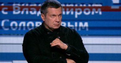 Пропагандист Соловьев сразу после массового расстрела в Керчи предложил ввести смертную казнь для россиян (ВИДЕО)