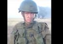 Русский солдат сжег БТР, разогревая обед (ВИДЕО)