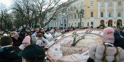 400 kilogrammovyj tort v Odesse i davka (4)