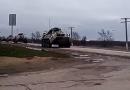 Российские оккупанты напугали крымчан  (ВИДЕО)