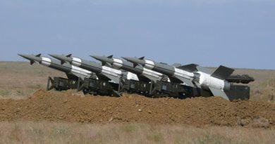 Зенитно-ракетный комплекс C-125М «Печора»