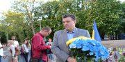 V Odesse patrioty marshem otprazdnovali pobedu nad russkim mirom (4)