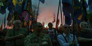 V Odesse patrioty marshem otprazdnovali pobedu nad russkim mirom (7)