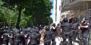 V Odesse patrioty prouchili ljubitelja Rossii (1)