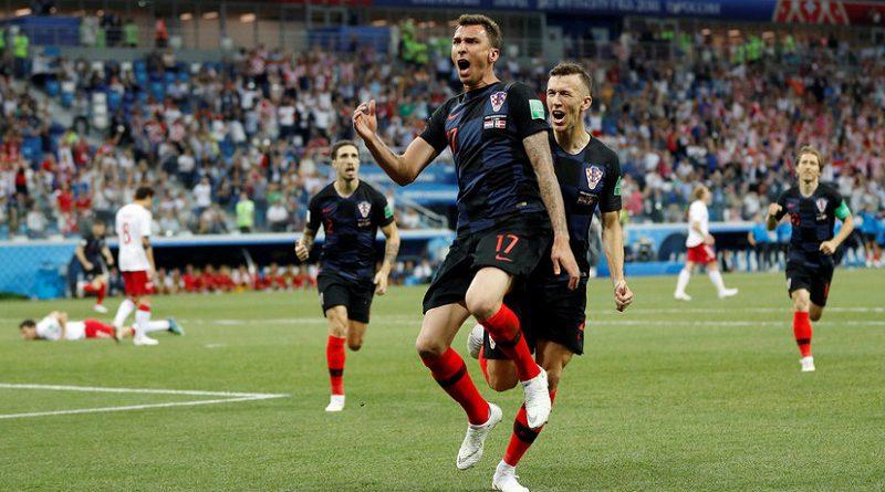 Украина «помогла» Хорватии победить Россию на чемпионате мира