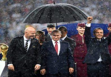 Путин попал в позорную ситуацию на ЧМ-2018 (ВИДЕО, ФОТО)