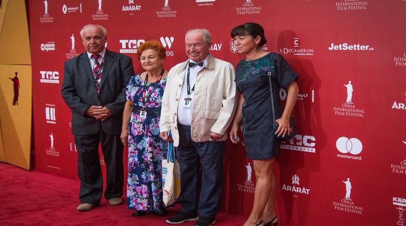 В сети высмеяли гостей одесского кинофестиваля (ФОТО)