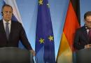 Германия «послала» Лаврова и всю Россию (ВИДЕО)
