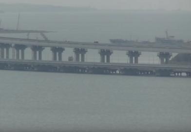 В сети обнародовали видео прохождения кораблями ВМС Украины Керченского пролива (ВИДЕО)