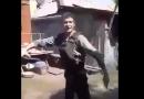 Террорист «ДНР» выстрелил себе в живот, но бронежилет не спас (ВИДЕО)