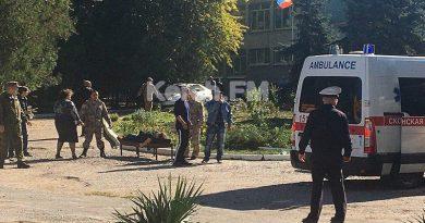 Взрыв в оккупированной Керчи: кто взорвал бомбу (ФОТО)