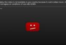 «Конец света!»- YouTube внезапно перестал работать