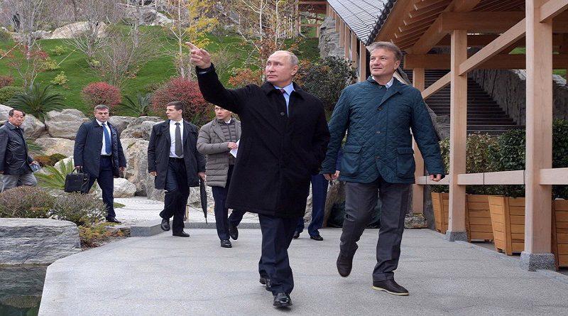 Путин прилетел в Украину