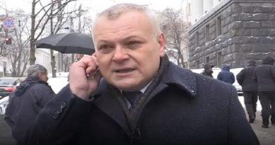 Мэр Смелы Цыбко  засветился под флагом партии «ветеранов России» (ФОТО)